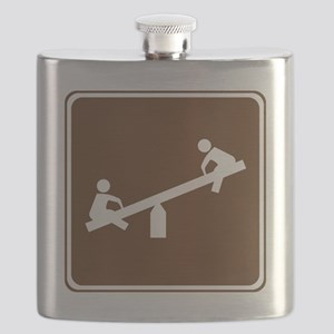 brown_playground_sign_real Flask