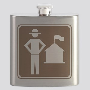 brown_ranger_station_sign_real Flask