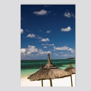 Belle Mare Public Beach,  Postcards (Package of 8)