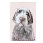 Wirehaired Pointing Griff Postcards (Package of 8)