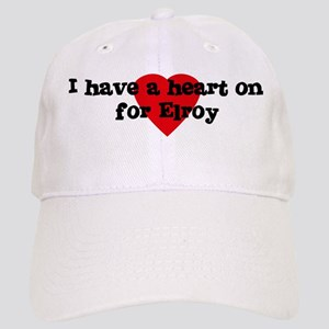 Heart on for Elroy Cap