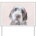 Wirehaired Pointing Griffon Yard Sign