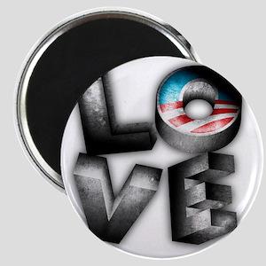 love-obama Magnet