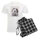 Wirehaired Pointing Griffon Men's Light Pajamas