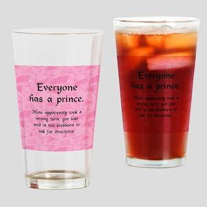 everyoneprince_rnd1 Drinking Glass