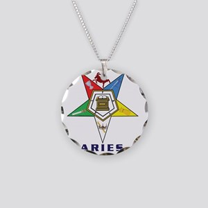 OESAires Ram copy Necklace Circle Charm