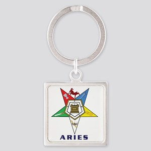 OESAires Ram copy Square Keychain