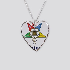 OESAires Ram copy Necklace Heart Charm
