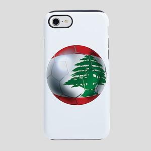 Lebanon Football iPhone 7 Tough Case