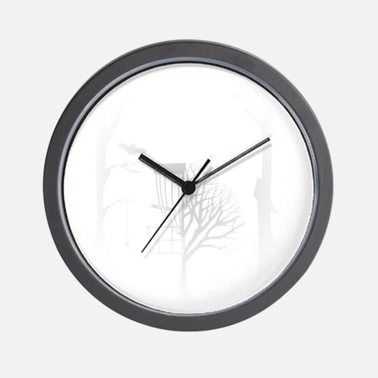 DG_MONROE_02b Wall Clock