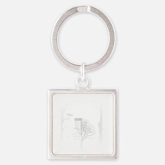 DG_MONROE_02b Square Keychain