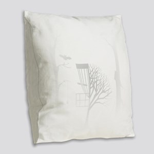 DG_MONROE_02b Burlap Throw Pillow