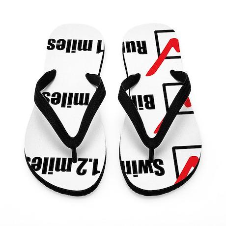 Triathlon-Short-Course Flip Flops