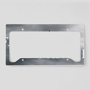 Fallen Angel 14x6 License Plate Holder