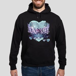 dance forever aqua copy Hoodie (dark)