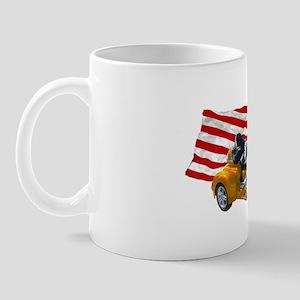 AA08 CP-T Yellow circle Mug