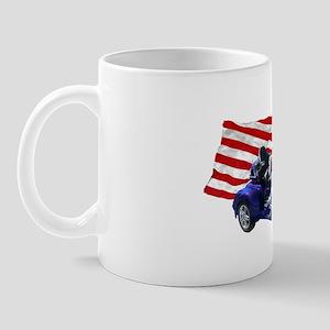 AA08 CP-T blue circle Mug
