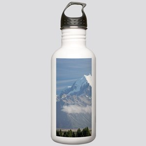 Aoraki / Mt Cook and F Stainless Water Bottle 1.0L
