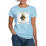 Hildebeast anti-Hillary Women's Pink T-Shirt