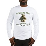 Hildebeast anti-Hillary Long Sleeve T-Shirt