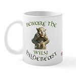 Hildebeast anti-Hillary Mug