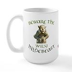 Hildebeast anti-Hillary Large Mug
