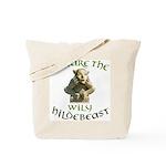 Hildebeast anti-Hillary Tote Bag