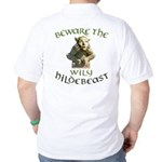 Hildebeast anti-Hillary Golf Shirt