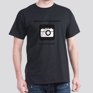 PhotoBroke Black Dark T-Shirt