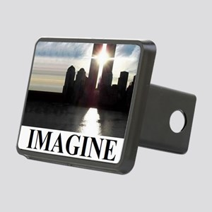 IMAGINE2 Rectangular Hitch Cover
