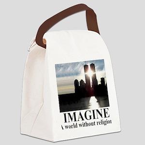IMAGINE2 Canvas Lunch Bag