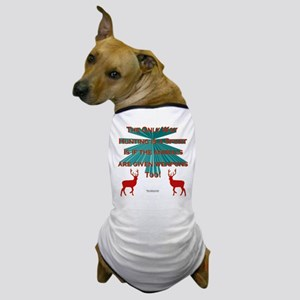 Anti-Hunting Dog T-Shirt