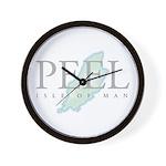 Peel Trident Wall Clock