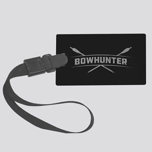 Bowhunter Large Luggage Tag