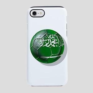 Saudi Arabia Soccer iPhone 7 Tough Case