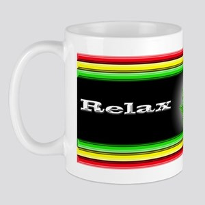 relax time  and stein Mug