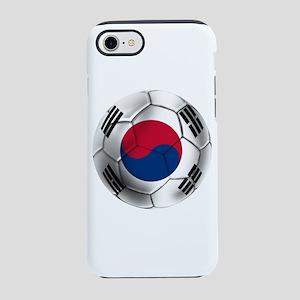 Korea Football iPhone 7 Tough Case
