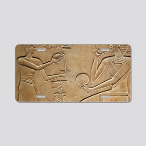 Sarcophagus of Queen Kawit Aluminum License Plate