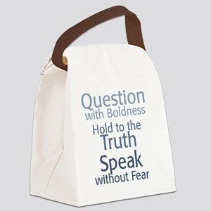08-13_shirt-beck23 Canvas Lunch Bag