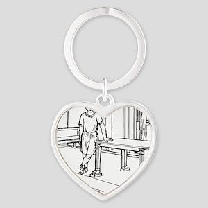 Quintus_3 Heart Keychain