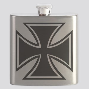 iron_cross_outline Flask