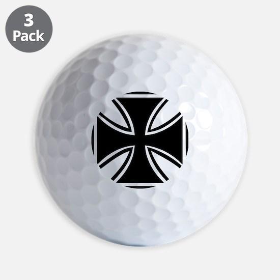 iron_cross_outline Golf Ball