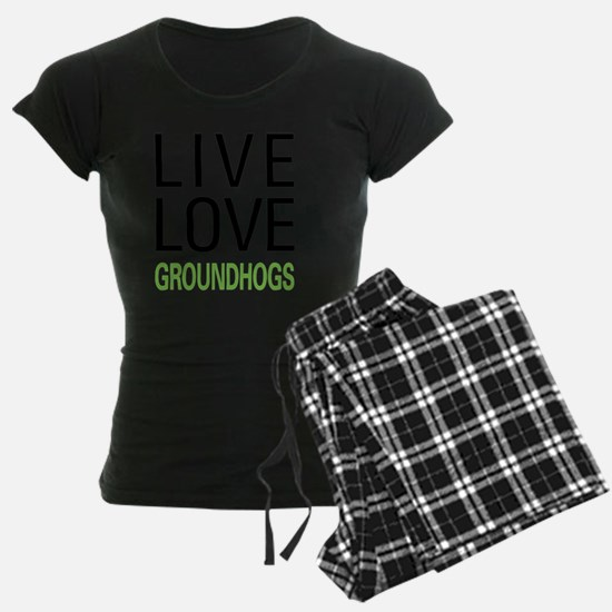 livegroundhoug Pajamas