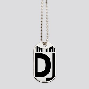 im_the_DJ Dog Tags
