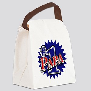 1papa Canvas Lunch Bag