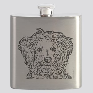Schnoodle_bw Flask