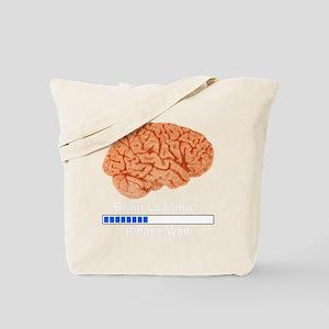 Brain Loading b Tote Bag
