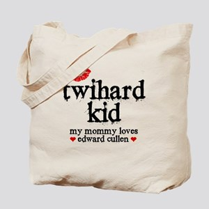 Twihard Kid Tote Bag