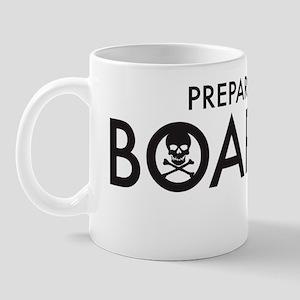 boarded Mug