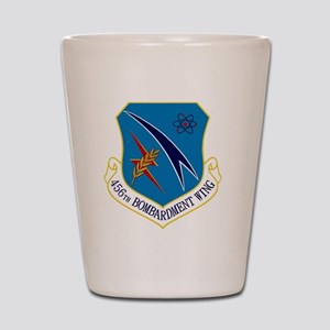 456th Bomb Wing Shot Glass